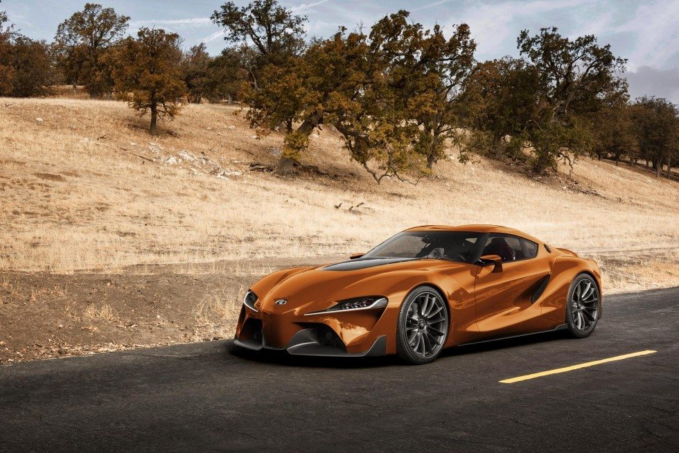 2018 Toyota Supra New Hybrid Engine Redesign And Release Date