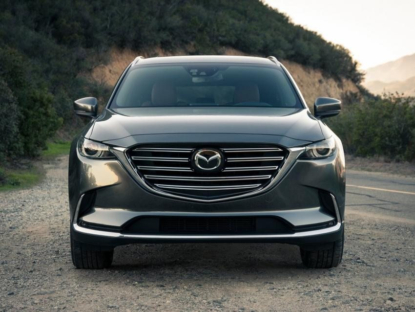 2016 Mazda CX-9 – One Of The Best SUVs! Review, Engine, Price