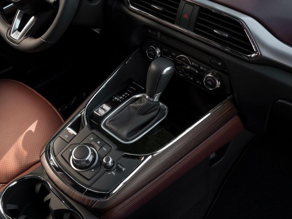2016-mazda-cx9-gearbox