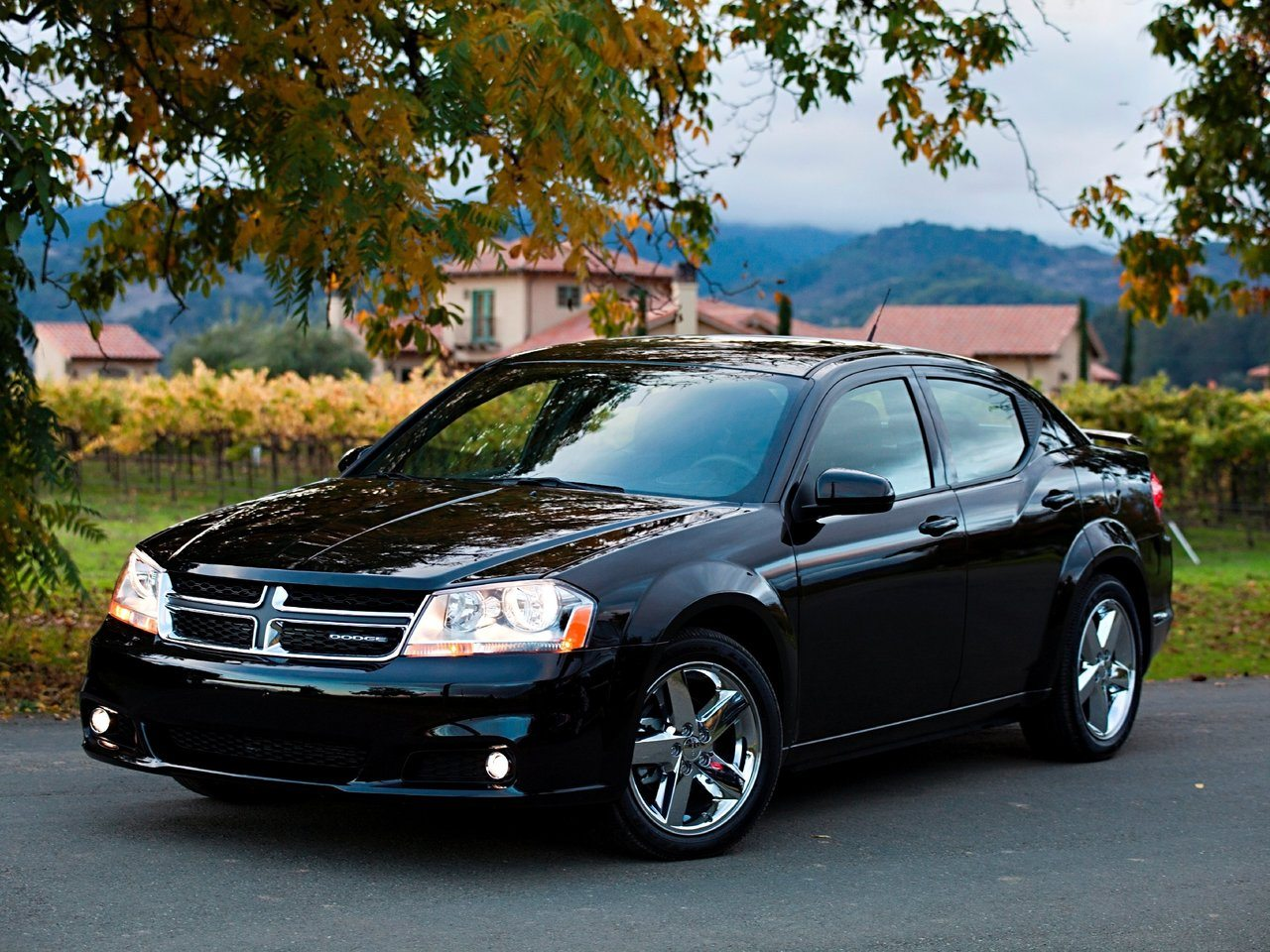 2016 Dodge Avenger >> 2017 Dodge Avenger - Redesign & Feature Details