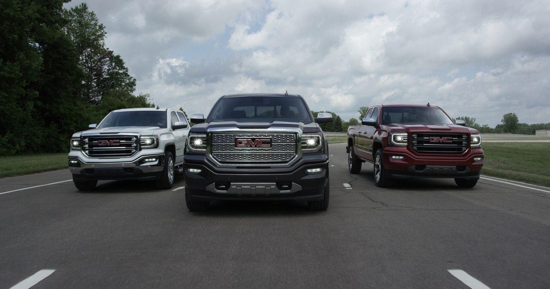 Gmc trucks popular models overview for Motor city gmc used trucks