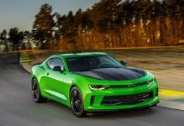 2017 Chevrolet Camaro – Feel the Power