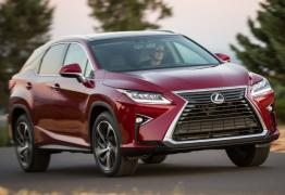 2017 Lexus Rx 350 – Comfort, Smooth Ride And Safety