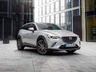 2017 Mazda CX3 – Budget Crossover Gets Luxury