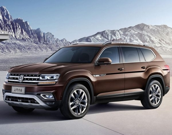 2017 Volkswagen Atlas – Latest News Price and Release Date