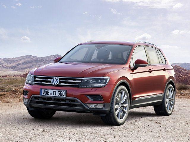 2017 Volkswagen Tiguan – Sporty Appearance