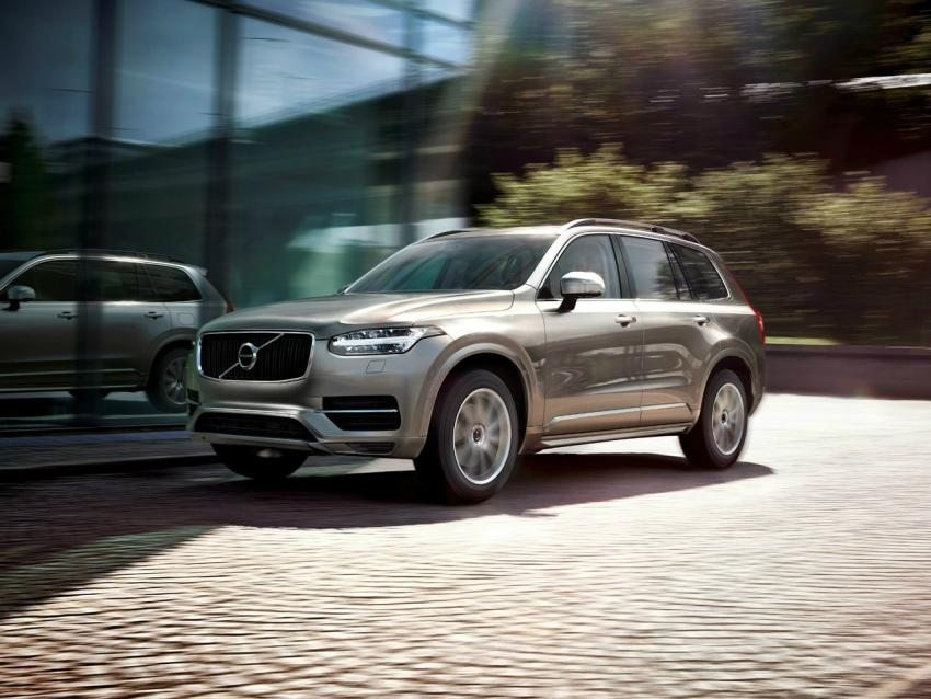 2017 Volvo XC90 – Best Fuel Economy