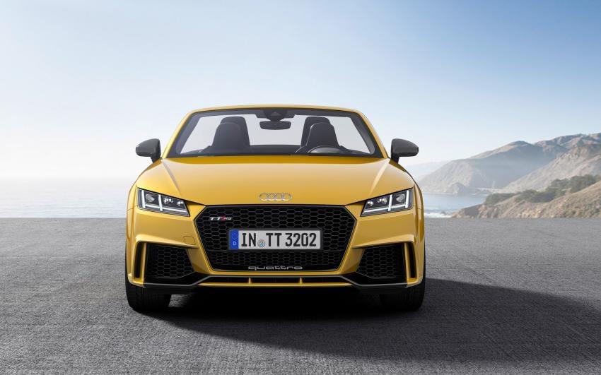 2017-2018 Audi Models 4k Gallery