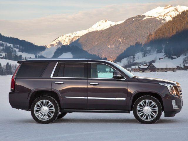 2017 Cadillac Escalade – Review and Specs