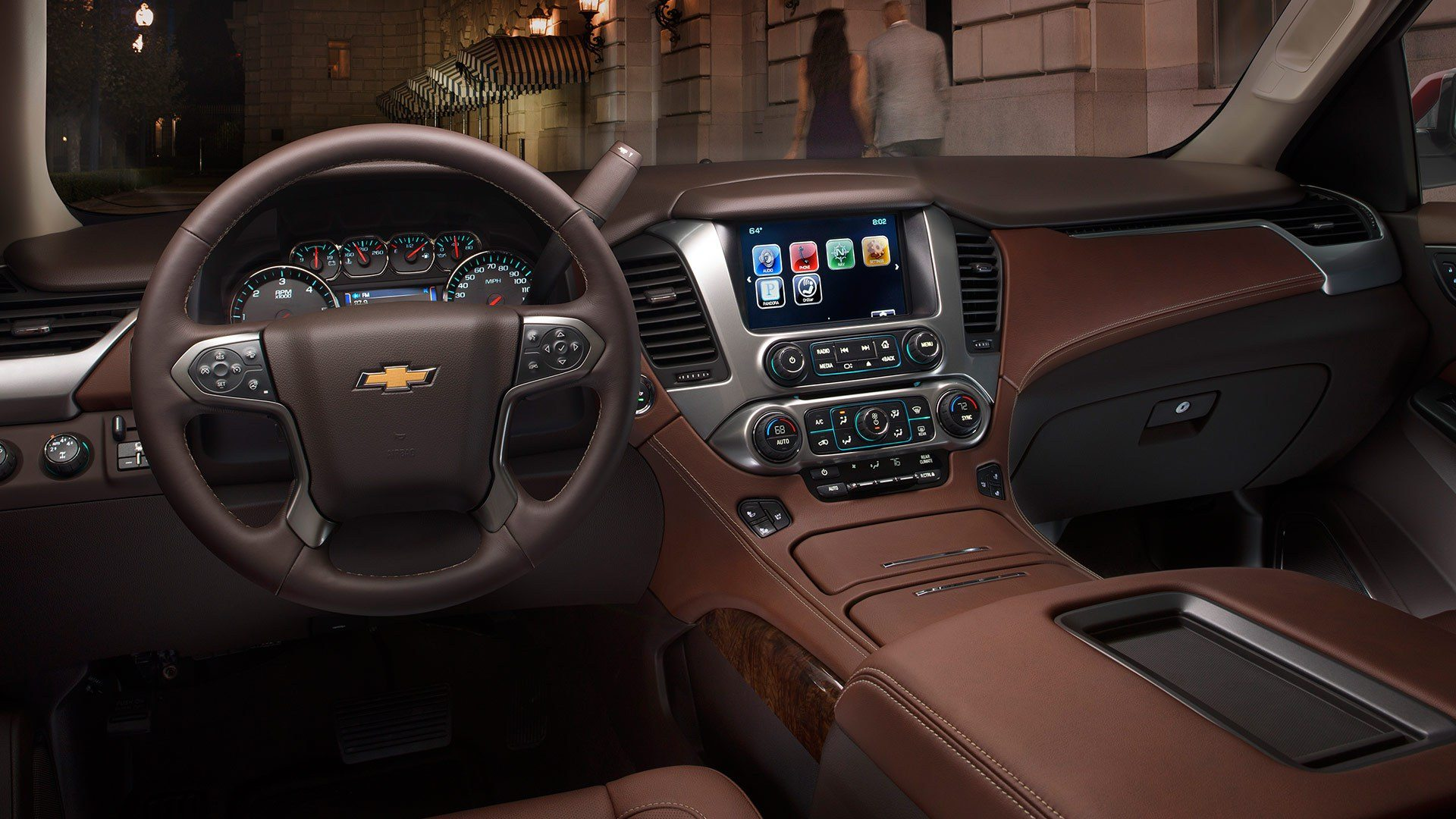 Chevrolet Tahoe 2017 Best Suv Release Date And Price