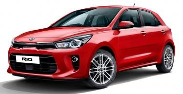 2017 Kia Rio – Superb Base Price