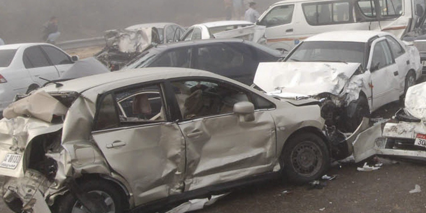 10 Reasons of Car Wrecks