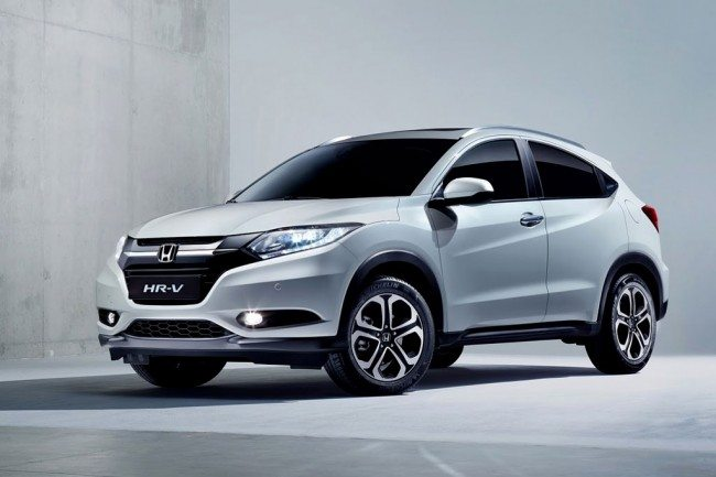 2017 Honda HRV – Copy of Vezel
