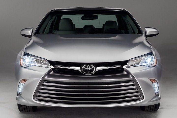 2017 Toyota Camry – Spy Information