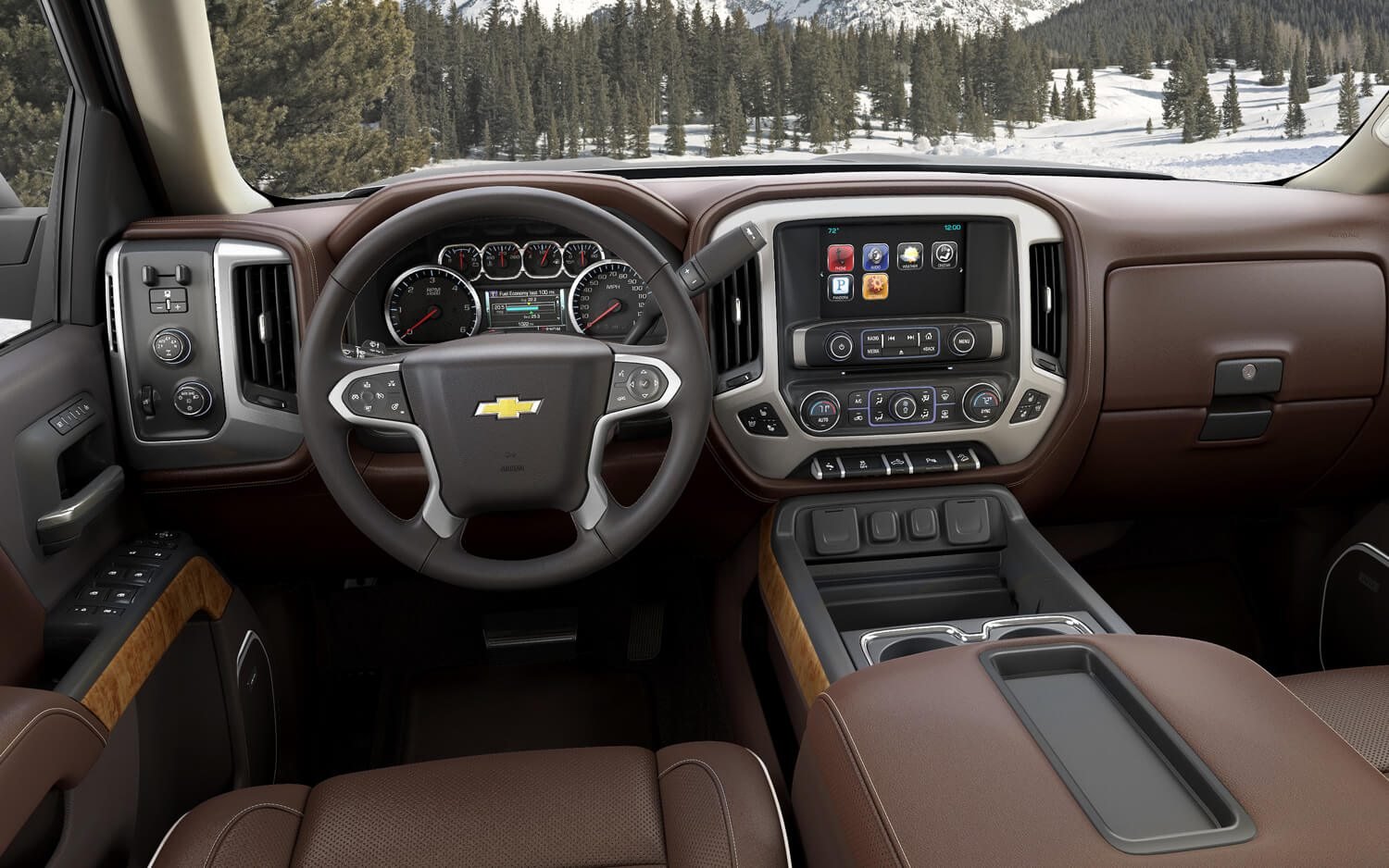 chevy reaper interior - photo #1