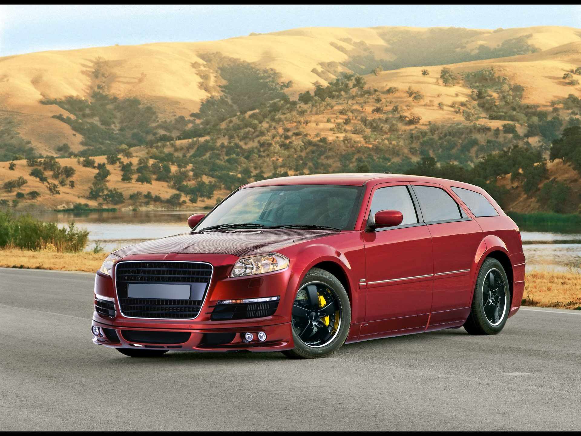 2017 dodge magnum announced redesign release date price