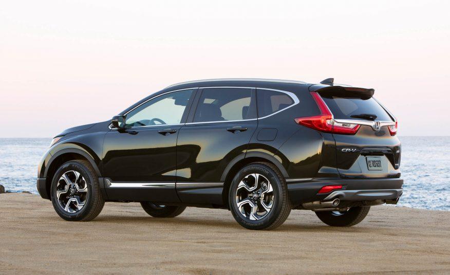 2017-Honda-CR-V-Platform