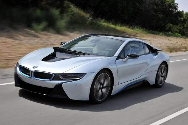 2017 BMW i9 – Fastest BMW Supercar in the World