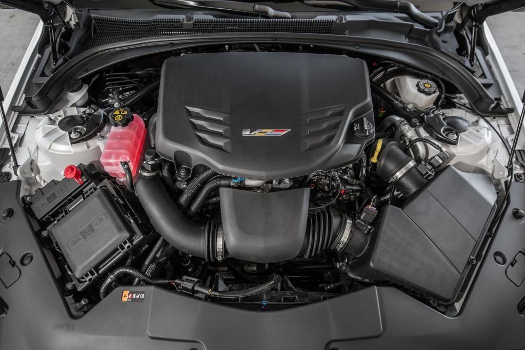 2017-cadillac-Eldorado-engine