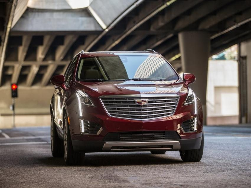 2017 Cadillac XT5 – Review, Price, Photo and Specs