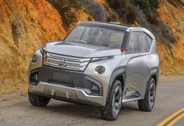 2017 Mitsubishi Montero – Futuristic SUV from Rising Sun Country
