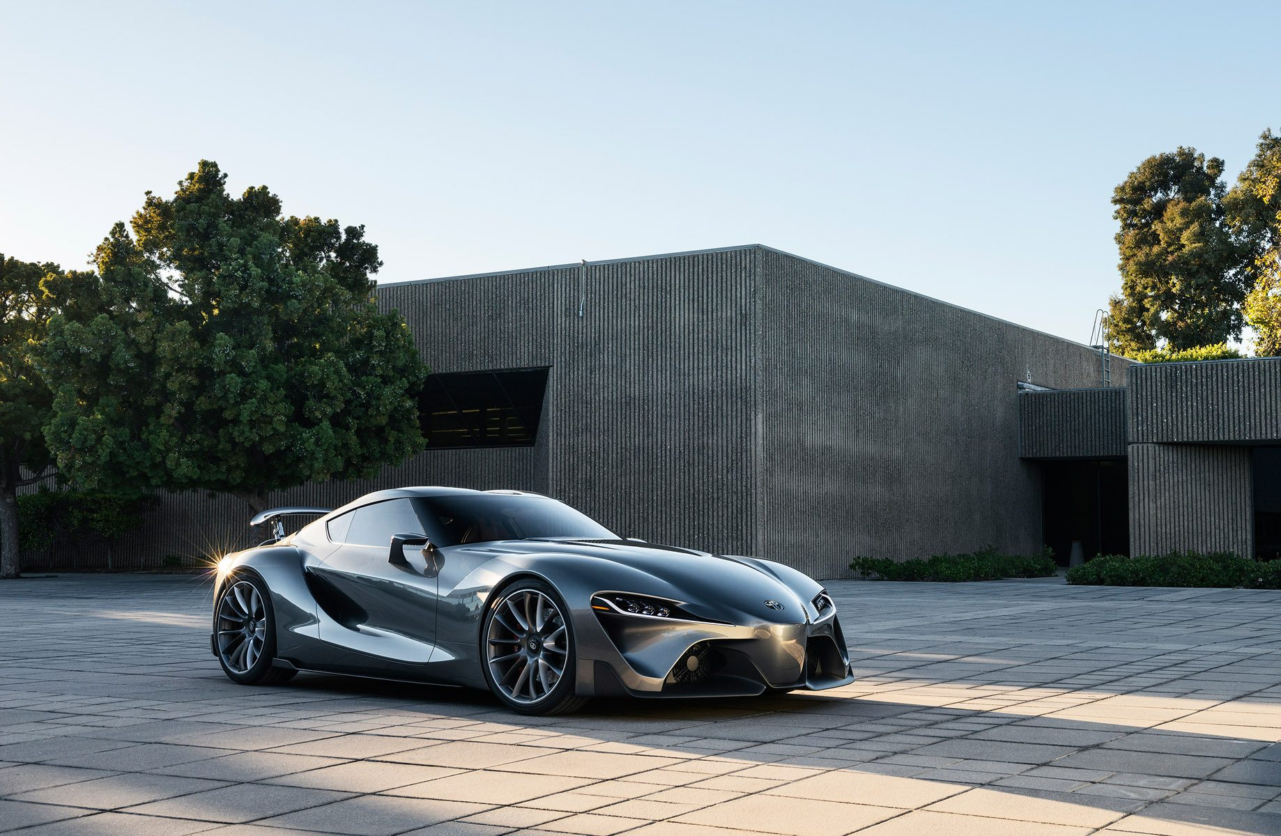 Toyota FT1 Interior Release Date Engine Specs