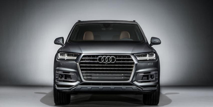 2018 Audi Q7 – Review, Redesign and Other Changes