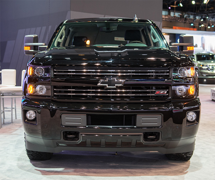 2018 Chevrolet Silverado 1500 Diesel - Full Review, Price ...