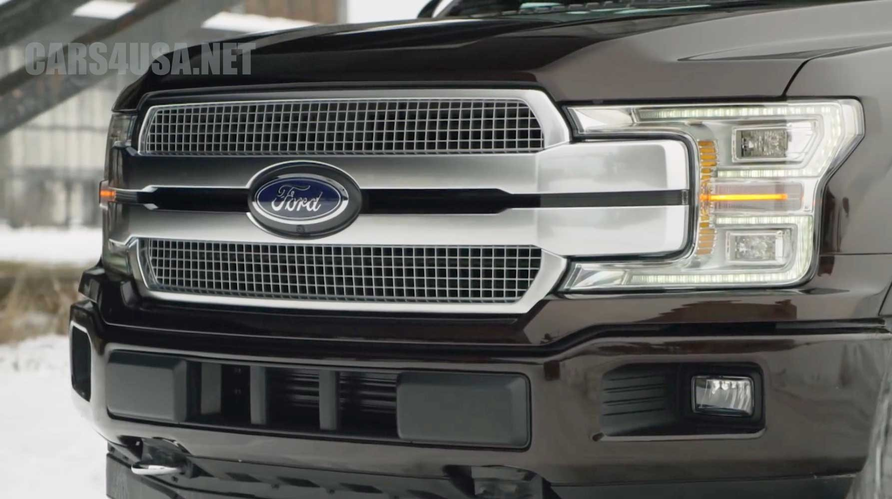 2018 Ford F150 Engine