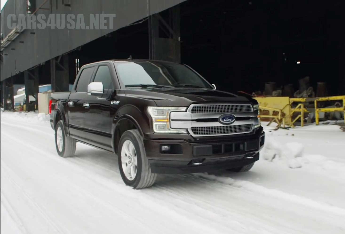 2018 Ford F150 – Will Get Diesel Engine