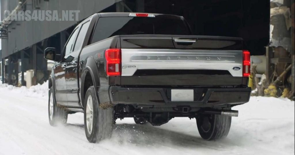 2018 Ford F150 Taillights