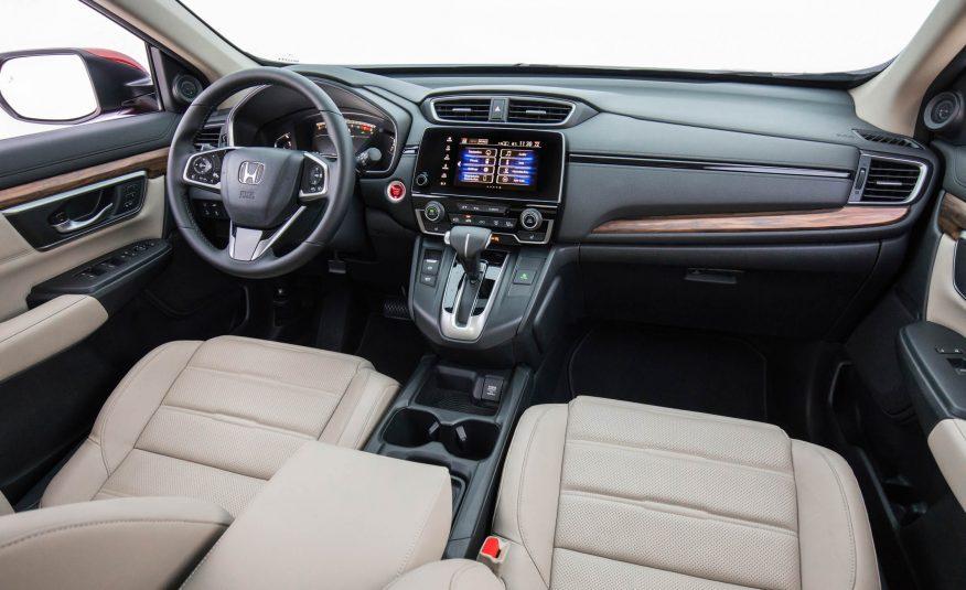2018-Honda-CR-V-Interior