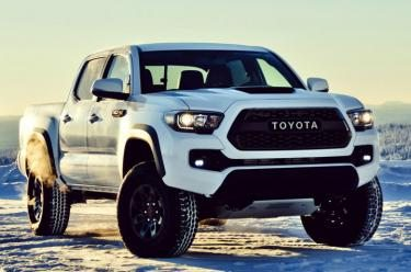 2018 Toyota Tacoma Diesel Could Get New Engine
