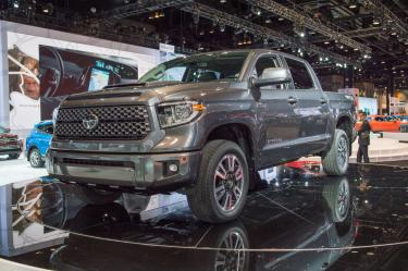 2018 Toyota Tundra – Redesign – Engines – Release Date – Price