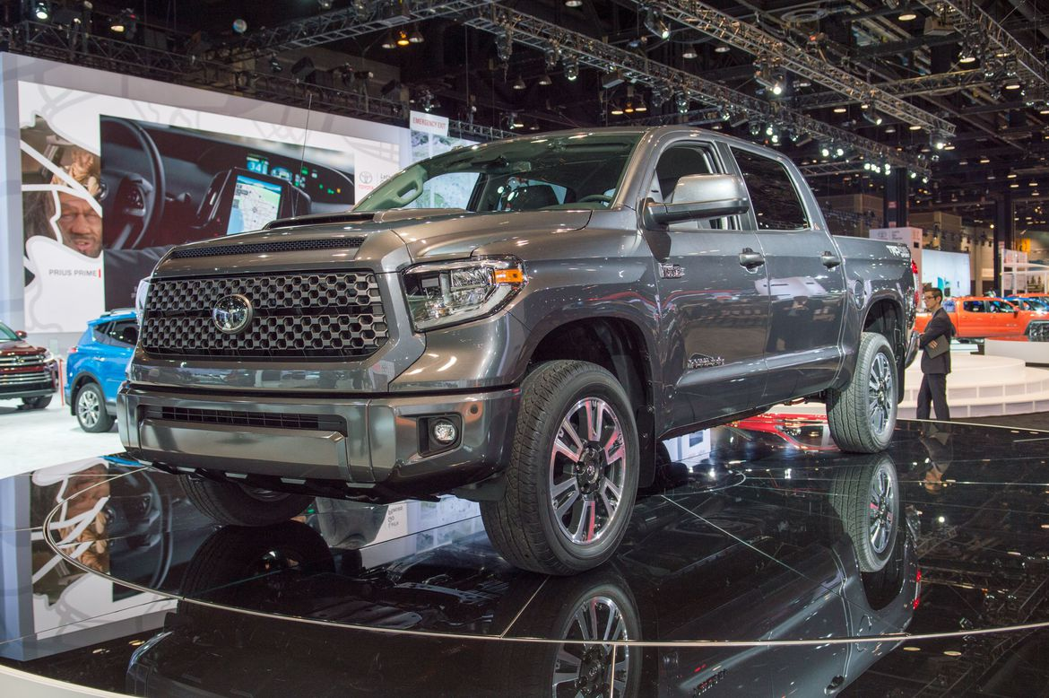 2018 toyota tundra redesign engines release date price. Black Bedroom Furniture Sets. Home Design Ideas