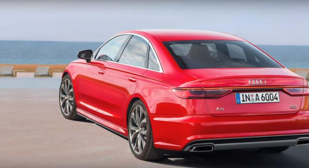 2018 Audi A6 - New Spy Photos, Release Date and Specs