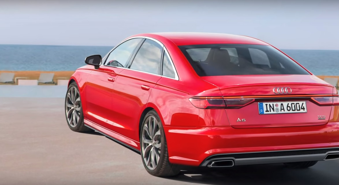 2018 Audi A6 New Spy Photos Release Date And Specs