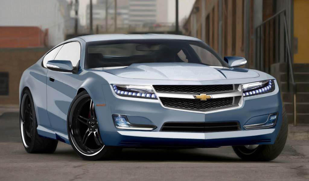 2018 chevy chevelle