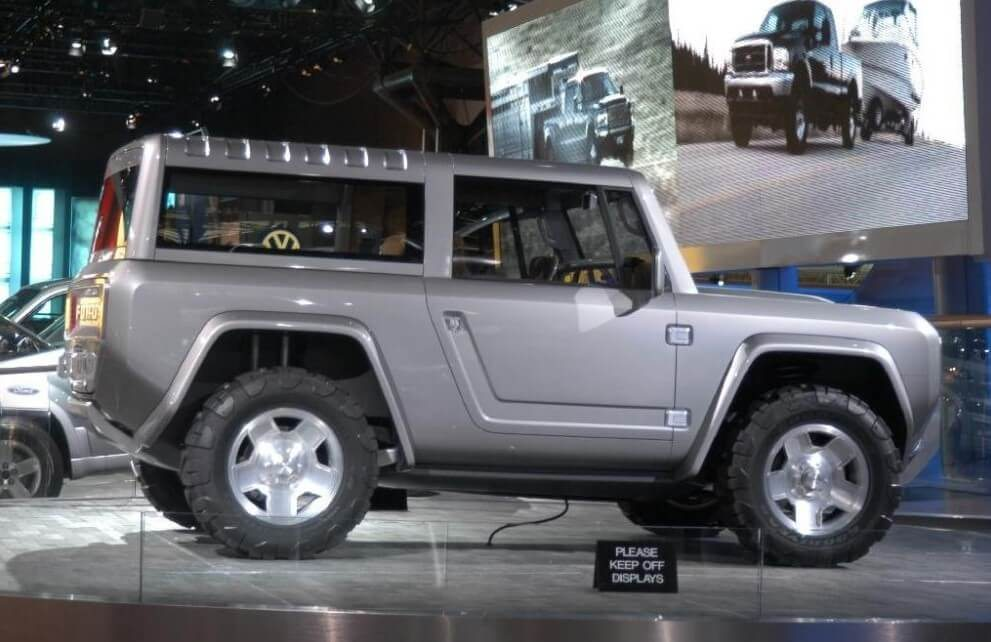Chevy Reaper Specs >> 2018 Ford Bronco - Is Coming Back! Release Date, Specs and ...