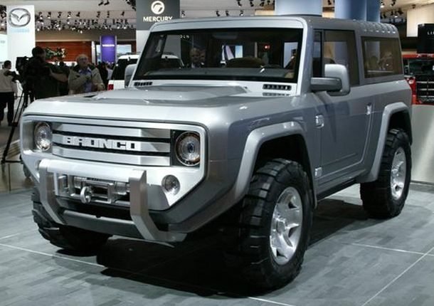 2018 Ford Bronco - Is Coming Back! Release Date, Specs and Pics