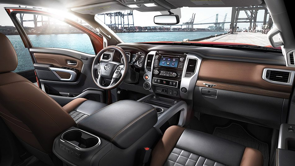2018 Nissan Titan The New Trucks King Is Ready To Hit