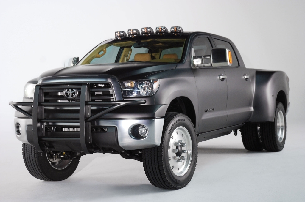 Toyota Tundra Diesel Might Hit the Market in 2019