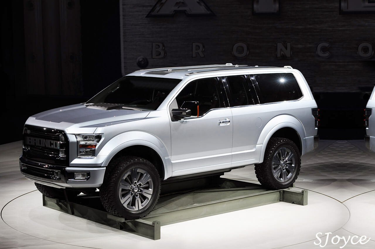 2020 Ford Bronco Confirmed Facts About Specs And Release Date