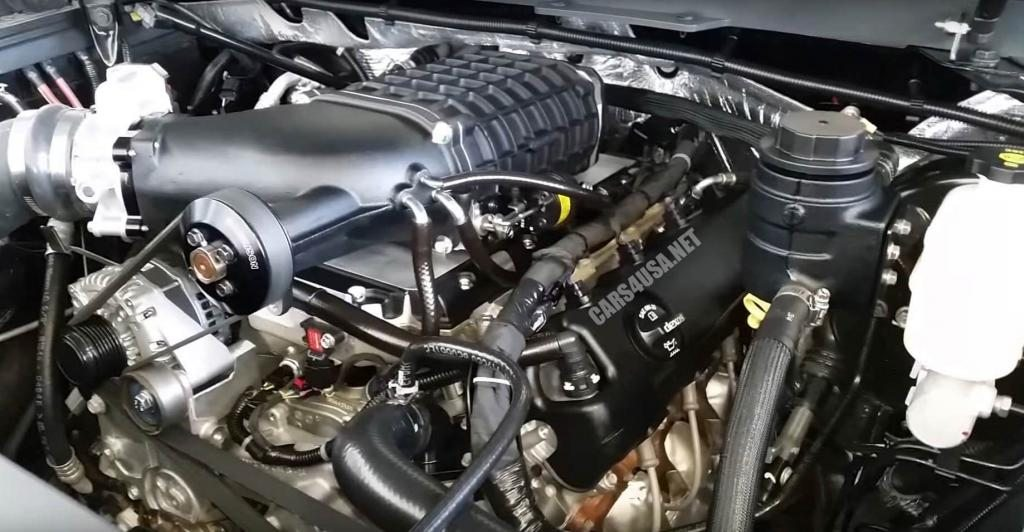 Chevy Reaper Engine