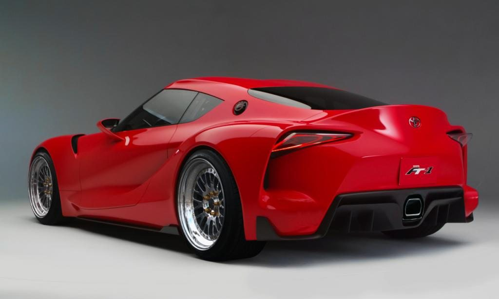 2018 Toyota Supra-New Hybrid Engine, Redesign and Release Date
