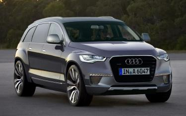Audi Q9  Might Replace Q7 in the Nearest Future