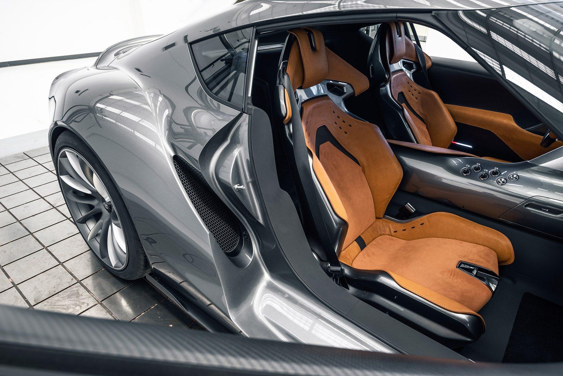 Toyota FT1  Interior  Release Date  Engine  Specs